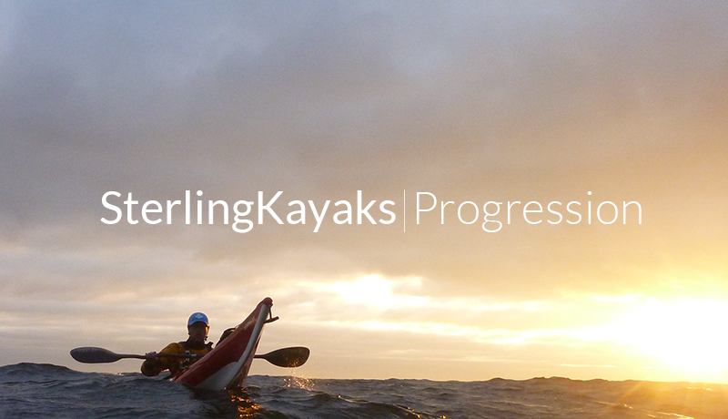 Sterling Kayaks Progression